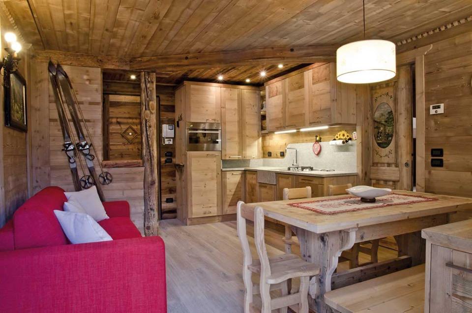 Falegnameria hermann stile di arredamento moderno e di for Arredamento rustico