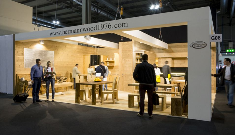 "PRESENT AT ""I SALONI DEL MOBILE"" IN MILAN"