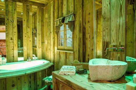 Old Wood Rustic Bathroom Hermannwood1976 2