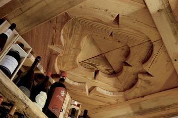 wooden  ceiling hermannwood1976-da-cancellare